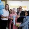 PCRF Opens Pediatric Clinic in Nur Shams Refugee Camp School