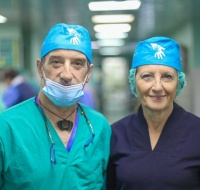 Italian Medical Team Returns to Gaza for their Fourth Mission