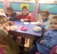 Lebanon Nursery Refugee Nutritional Program