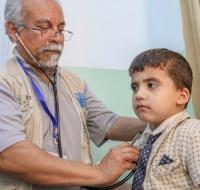 Argentine Orthopedic Surgery Team Visits Gaza