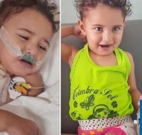 Refugee Girl Has Cardiac Surgery