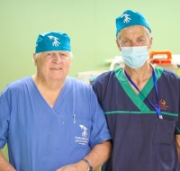 Arthroscopic Team Arrives in Gaza