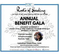"San Francisco ""Roots of Healing"" Annual Benefit Gala 2019"