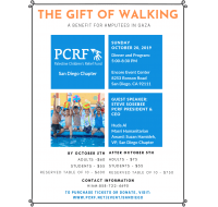 San Diego The Gift of Walking: A Benefit For Amputees In Gaza
