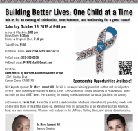 Southern California 13th Annual Fundraising Gala - Building Better Lives: One Child At A Time