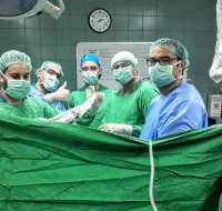 Texas Surgeon Volunteers in Jenin