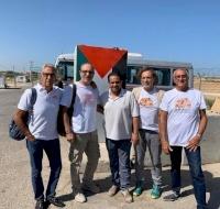 Two Italian Surgery Teams Enter Gaza