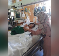 PCRF Sends Iraqi Girl for Life-Saving Surgery in Spain