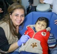 Dental Surgeon Returns to Gaza
