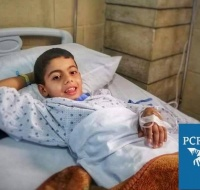 Two Refugee Children Sponsored for Surgery in Lebanon