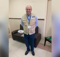 Michigan Surgeon Returns to Palestine