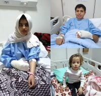 Three Children Sponsored for Surgery in Jordan