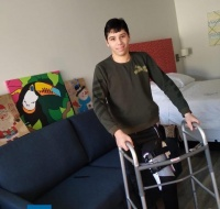 Hebron Boy Recovering in Dallas