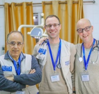 German Maxillofacial Mission Returns to Gaza