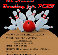 Charlotte 6th Annual Bowling Event
