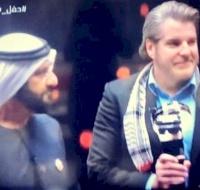 PCRF CEO Awarded Hope Maker in UAE