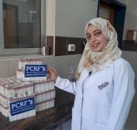 Urgent Drugs Sent to Gaza