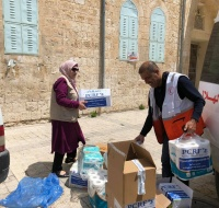Orphans in Tulkarem Get Relief