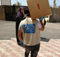 Urgent Food Distribution for Rashadiya Refugee Camp in Lebanon