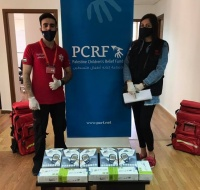 PCRF Supports the Jordan Paramedic Society with COVID-19 Supplies