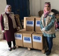 Food Distribution for Hundreds of Families in Tulkarem