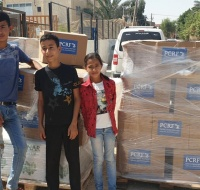 Families in Jordan Valley Get Urgent Food Relief