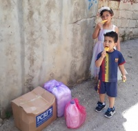 Humanitarian Distribution in Jenin Area