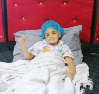 Refugee Child Has Brain Surgery in Lebanon