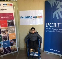 Wheelchair Distribution for Children in Jordan Begins