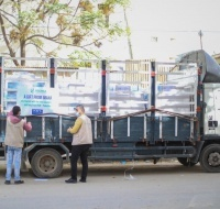 PCRF and IMANA Work to Send Shipment to Gaza