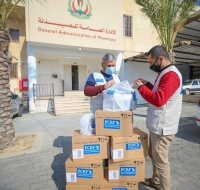 New Shipment of Cancer Drugs arrive in Gaza
