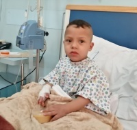Syrian Boy Has Surgery In Lebanon