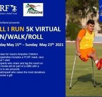 PCRF Portland – Still I Run 5K Virtual Run/Walk/Roll
