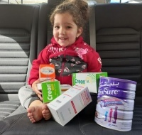 Syrian Refugee in Jordan get Support to help fight Cystic Fibrosis