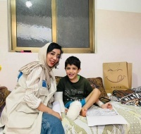 Our amputee kids in Gaza visit the most recent victims to bring them hope and support
