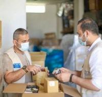 Gaza's diabetic children get Humanitarian aid