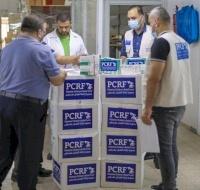 Urgent Thalassemia drugs provided in Gaza
