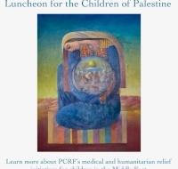 PCRF Boston Luncheon for Gaza