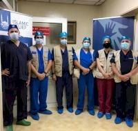 Maxillofacial Surgery Team Completes Mission to Jordan