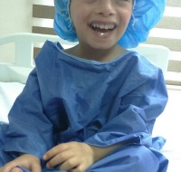 Palestinian Refugee Sponsored for Surgery in Jordan