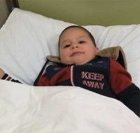 Syrian Child Operated on in Amman