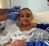 Lebanese Child Sponsored For Surgery