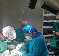 American Hand Surgery Mission Returns to Palestine