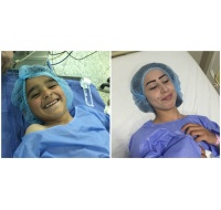 Syrian Refugee Kids Have Surgery in Jordan