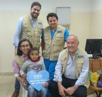 Brazilian/Colombian Hand Surgery Team Returns to Palestine