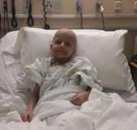 Syrian Boy Starts Cancer Treatment in Beirut