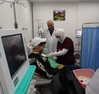 New Dialysis Hospital for Refugees Starts Treating Patients in Lebanon