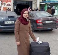 Injured Gazan Girl Returns Home After Treatment in Dubai