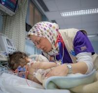 International Cardiac Surgery Team Arrives in Gaza