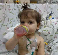 PCRF Helps to Save Iraqi Babies Life